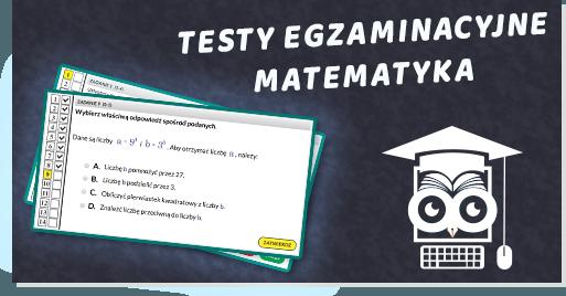 testy egzamin ósmoklasisty angielski